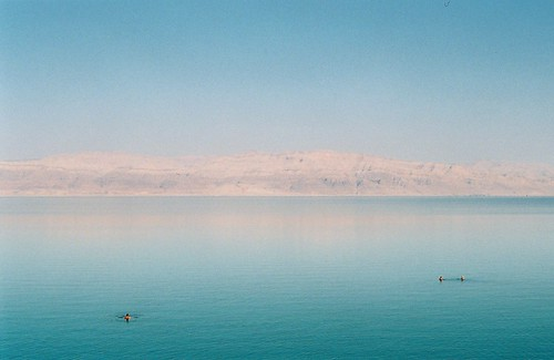 trip green beach water canon 50mm israel deadsea filmphoto