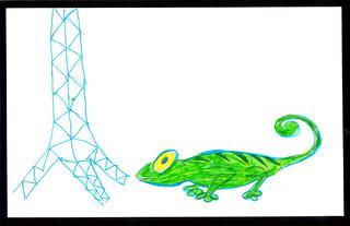 Bayat - Drawing 91-100-13
