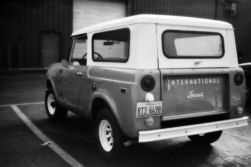 International Scout | by Fogel's Focus