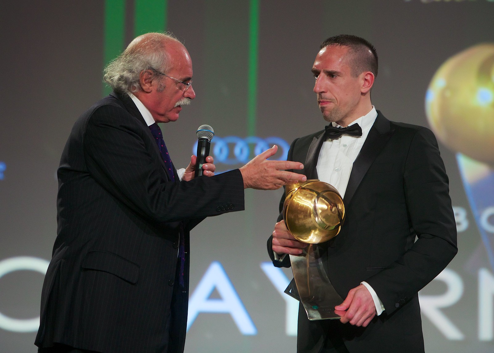 Globe Soccer Awards 223