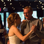 Father of the bride and Sarah
