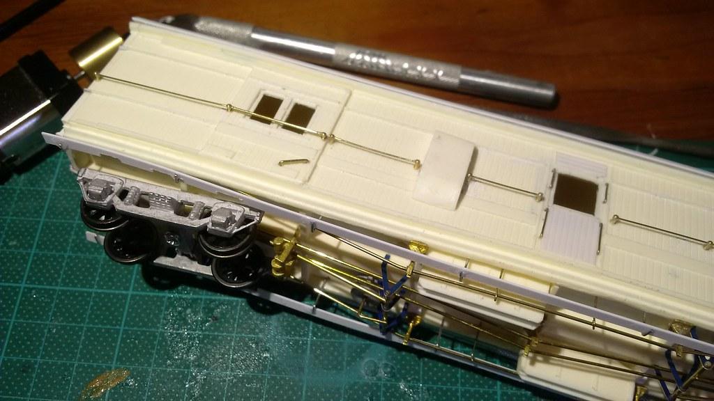ZJ 427 - Built in Sn 3.5 scale from a Railwest kit by Cris Fitzhardinge Aka CrisFitz