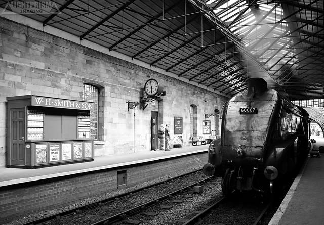 NYMR - Steam Railway - July 2014 001