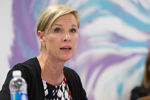 Cecile Richards | by Lorie Shaull