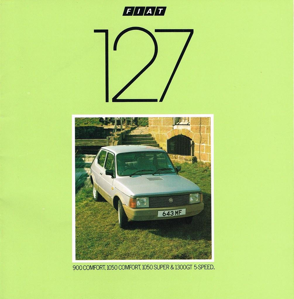Fiat 127 Jan 1983 brochure 01