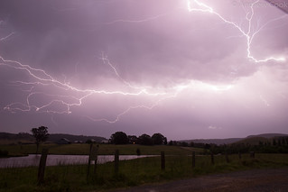 Storm at Tocal, NSW | by pantsofpie