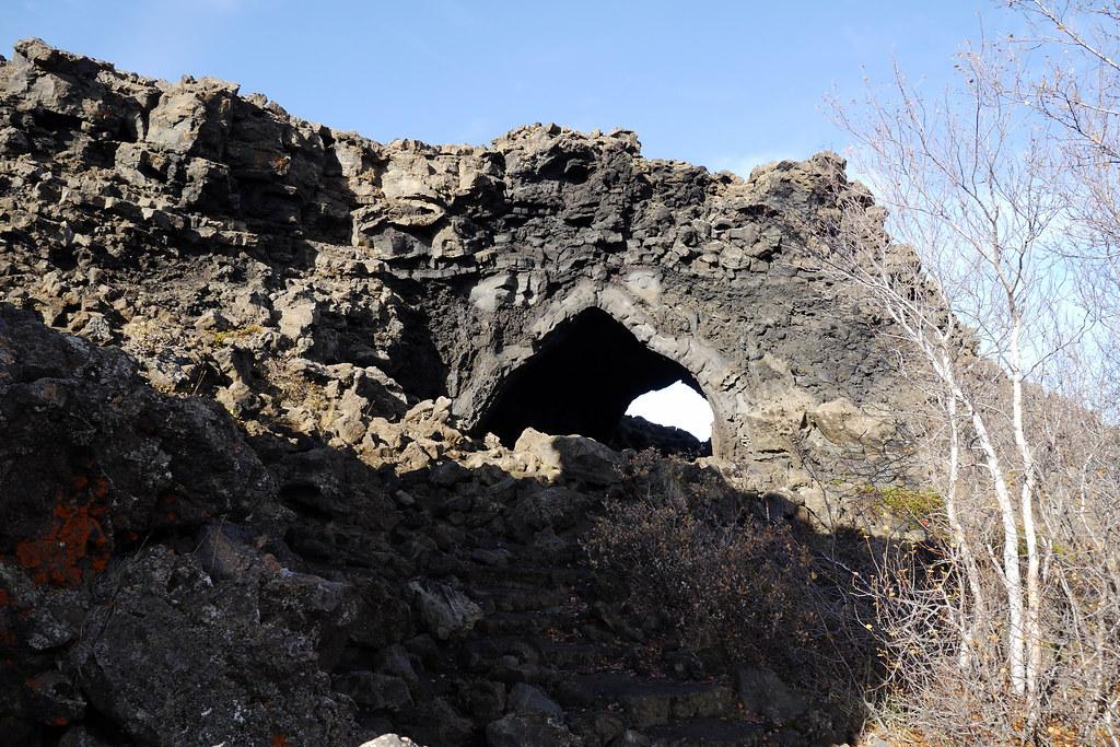 Dimmuborgir Lava Church