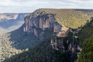 Bridal Veil Falls from Govetts Leap | by Martin7d2