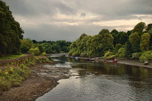 Beautiful river scene | by Steve Wilson - over 10 million views Thanks !!