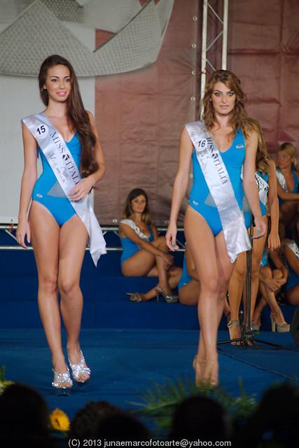 Miss Italia - Finale Miss Campania 2013
