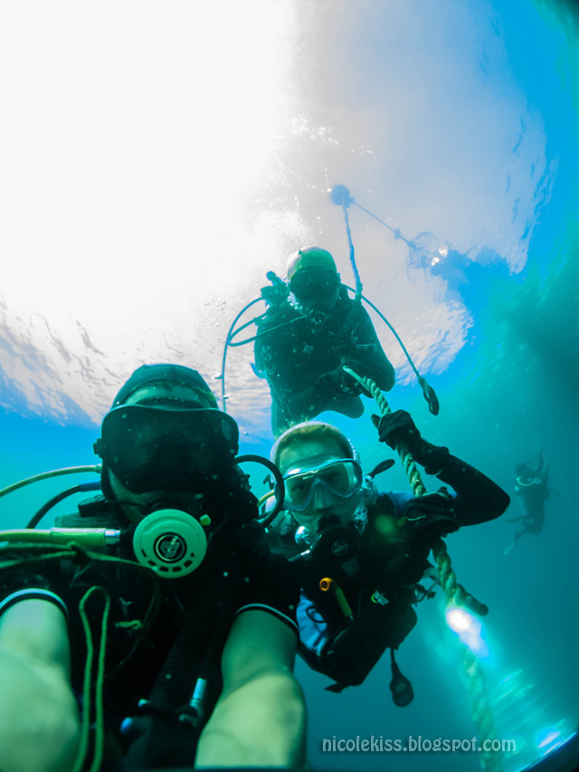 Wreck Diving In Coron Palawan Philippines Nicole Tan