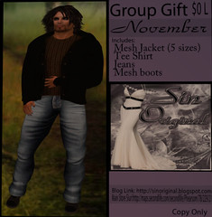 $0L, Freebie Men's Outfit - GG