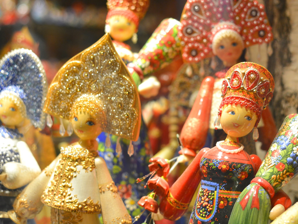 Wooden Toy (What to buy in Prague)