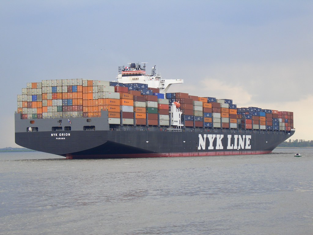 NYK Line NKY Orion | Tobias Gudat | Flickr