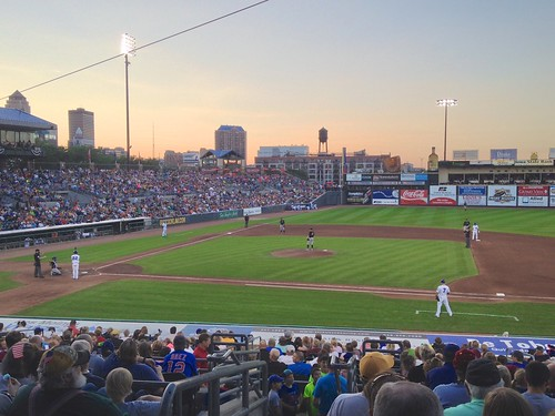 Iowa Cubs 3, Omaha Storm Chasers 4 | by Scott McLeod
