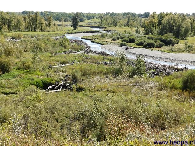 16-09-2013 De Vallei - fishcreek wandeling 36 Km  (78)