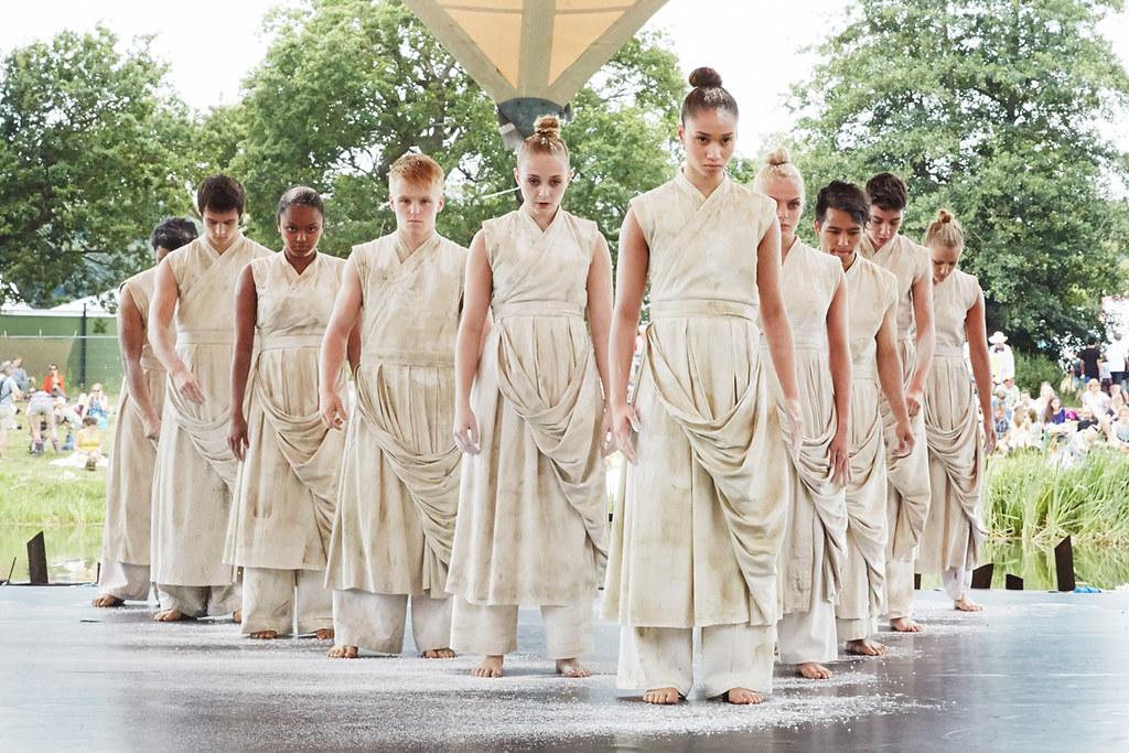 National Youth Dance - Akram Khan - Latitude Festival | Flickr