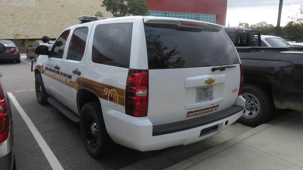 Walker County Sheriff Tahoe PPV | Sean | Flickr