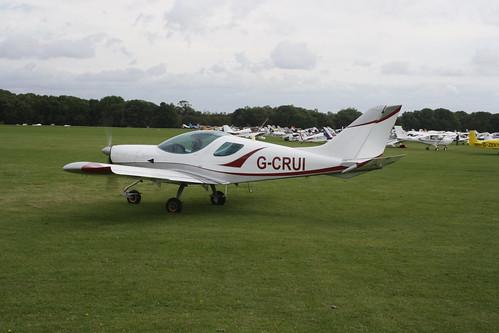 G-CRUI CZAW SportCruiser [PFA 338-14723] Sywell