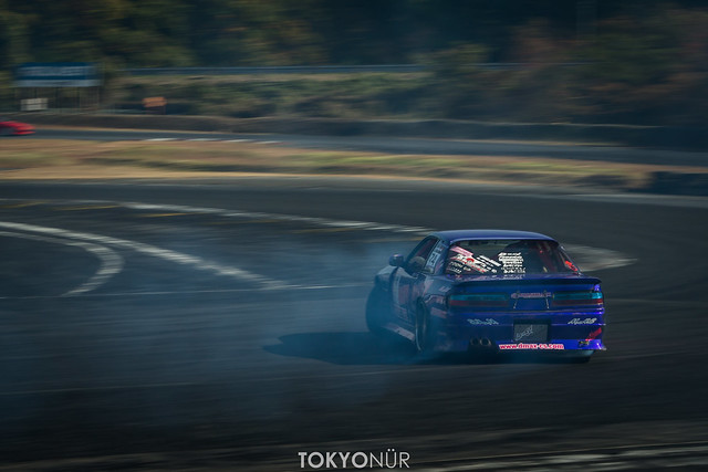 Car Modify Wonder So Ko Kai at Nikko Circuit [13th November 2016]
