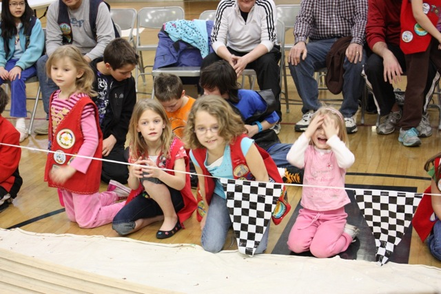 2012 Pinewood Derby
