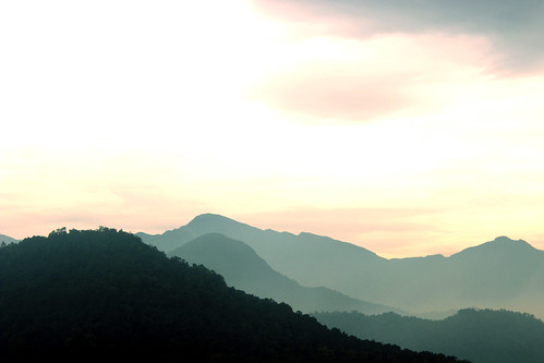 sunrise canon landscape