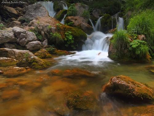 italy river italia fiume ruscello abruzzo morino