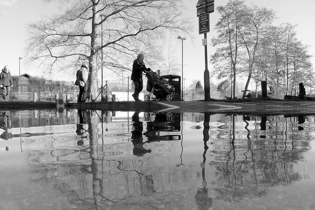 Winchester floods