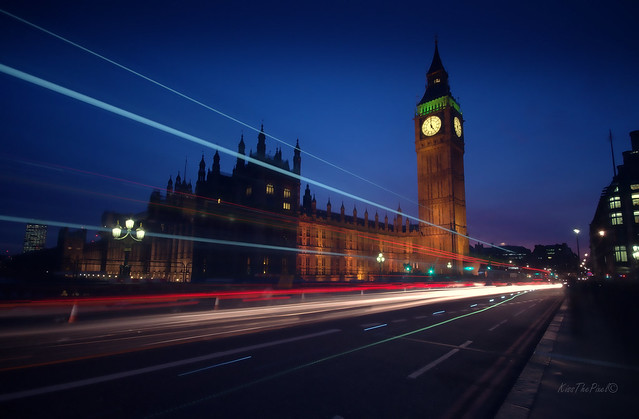 London by Night..