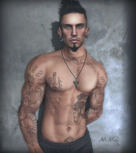 Inked... | by MikG...