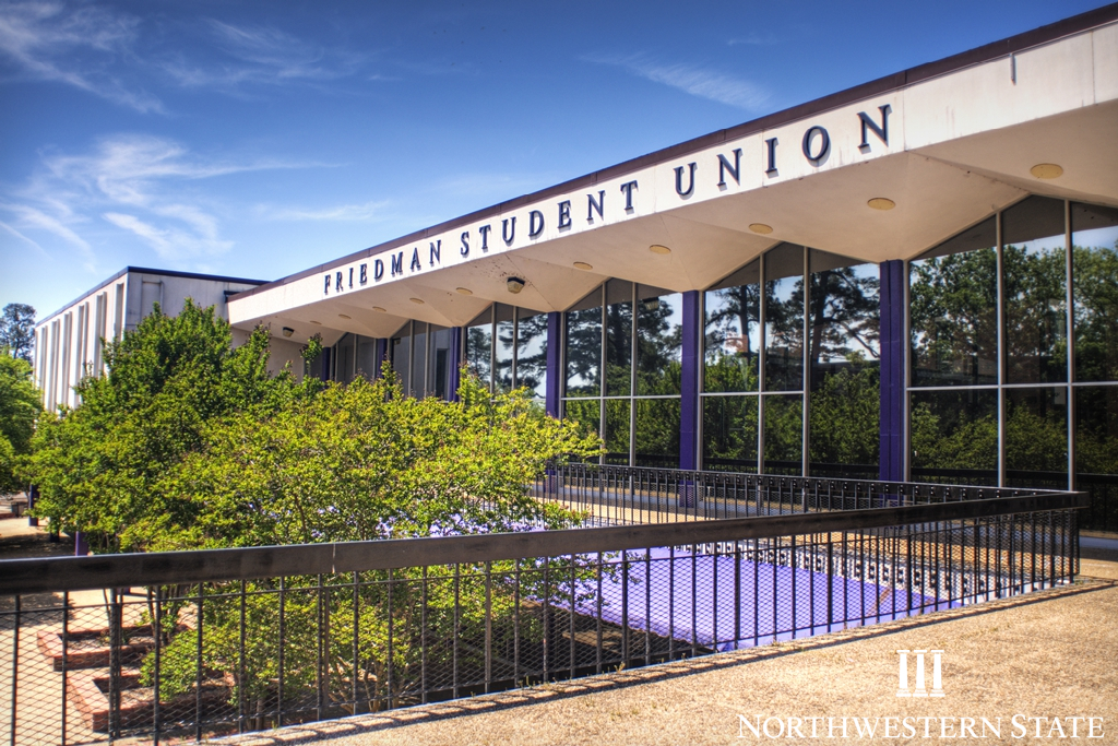 Image result for northwestern state university student union