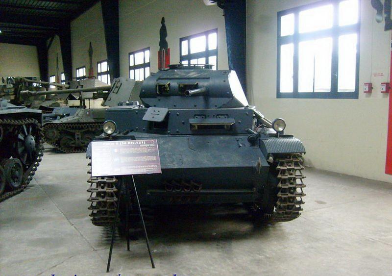 PzKpfw II (2)