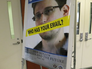 Snowden and the Future | by illustir
