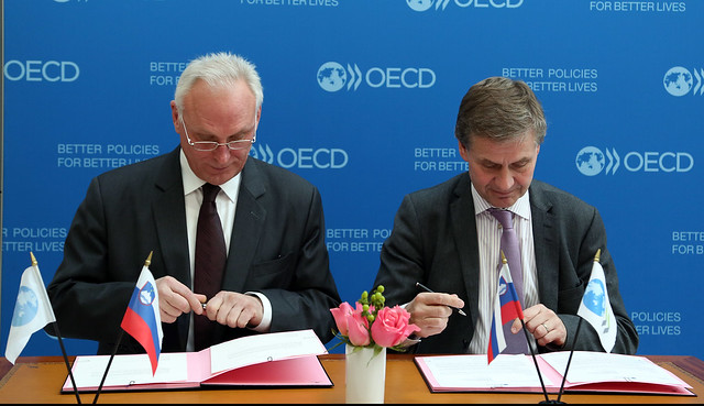 Slovenia joins the OECD Development Assistance Committee