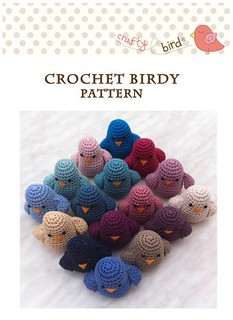 Crochet bird amigurumi pattern - Amigurumi Today | 320x233