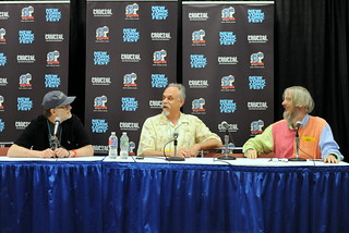 New York Comic Fest 2014: Bob Camp, J. J. Sedelmaier, and Craig Yoe | by Kendall Whitehouse