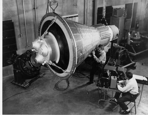 Boilerplate Mercury Capsule
