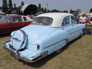RHD 1952 Chevy In UK.