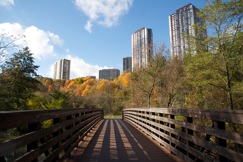 Toronto: Footbridge over the Don River | by The City of Toronto