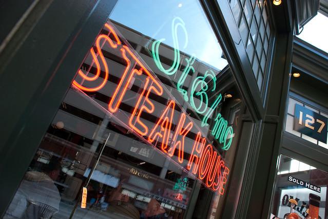 St. Elmo Steak House - Major League Eating