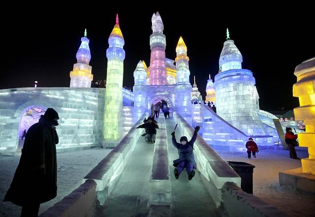 C - China Harbin Ice Festival 2014 - 16