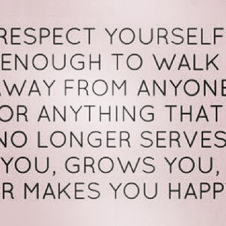 Know when to walk away from a bad situation! #quotes #life ...