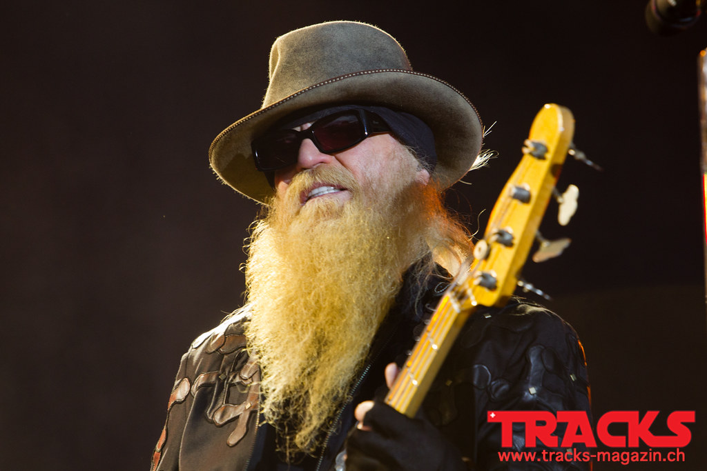 Zz Top At Rock The Ring Hinwil Zurich Photo For Wwwtra