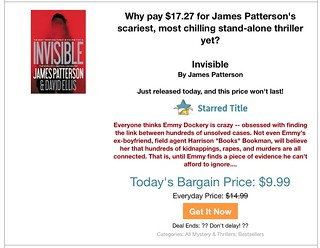 Want to know why Amazon is fighting Hachette? Because the latter believes $9.99 is a bargain price for an ebook. | by willentrekin