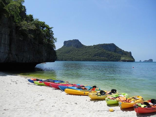 Thailand- Ang Thong marine park1