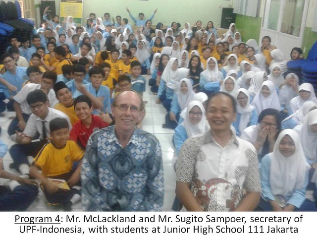 Indonesia-2016-09-23-International Day of Peace Observed in Indonesia