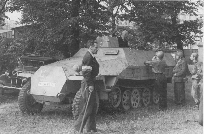 SdKfz 251 (6)