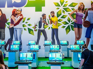 The Sims 4 at Gamescom 2013 | by Sergey Galyonkin