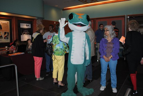 GEICO Mascot, AFI Event 2013 | by Shepherd's Table 2013
