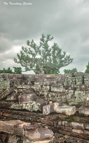 Sanchi Stupa  (13) | by travelling slacker